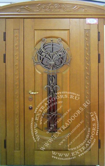 Межкомнатные белорусские двери из массива дуба